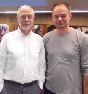 Prof. Hüther mit Georg